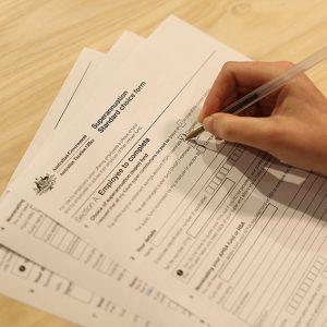 Superannuation Choice Form